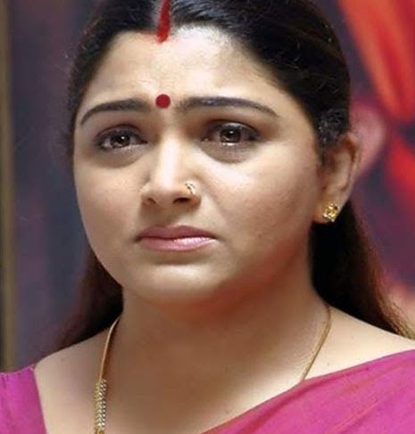 kushboo crying