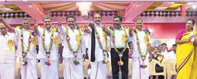 vijayakant election
